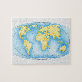 Globe of the World Jigsaw Puzzle