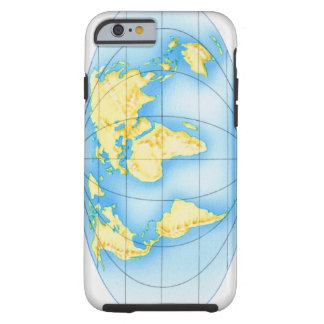 Globe of the World Tough iPhone 6 Case