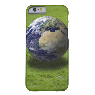 Globe on lawn 2 barely there iPhone 6 case