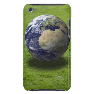 Globe on lawn 2 iPod touch covers
