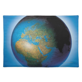 Globe Placemat
