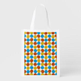 Globe reusable bag