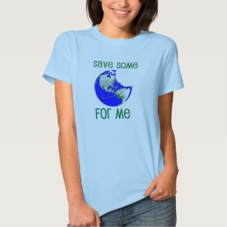globe save for me t shirt