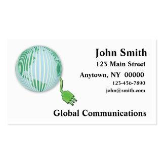 Globe Technology Business Card