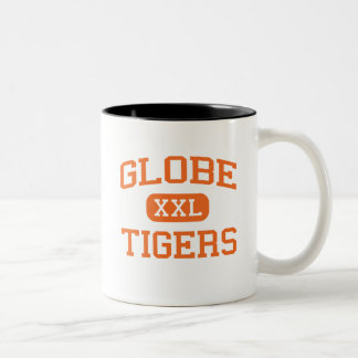 Globe - Tigers - Globe High School - Globe Arizona Mugs