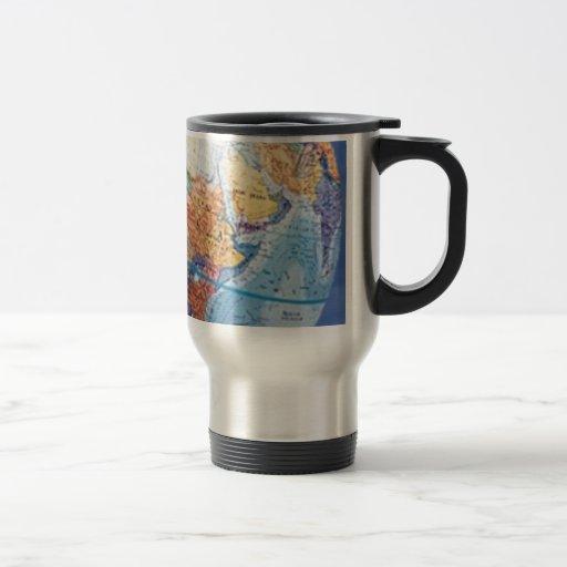 Globe Trotter (15oz.) Coffee Mug
