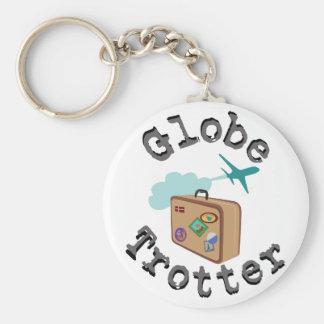 Globe Trotter Key Ring