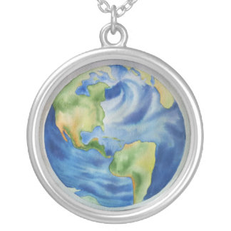 Globe Trotter Necklace