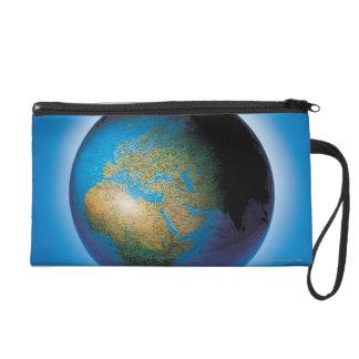 Globe Wristlet
