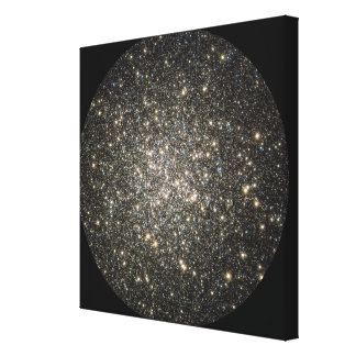 Globular cluster M13 2 Canvas Print