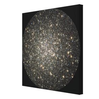Globular cluster M13 Canvas Print