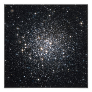 Globular Cluster M72 Stars Space Photo Print