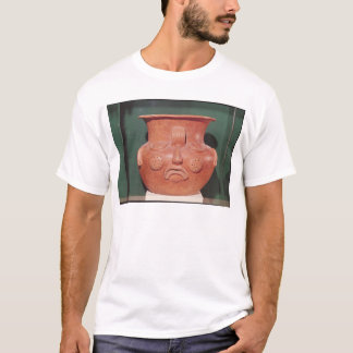 Globular vase with a face, from Kalminaljuy T-Shirt