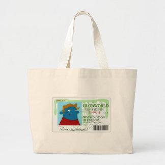 GlobWorld License Bags