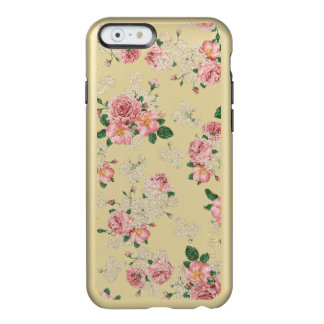 Gloden floral pattern iphone 6 case incipio feather® shine iPhone 6 case