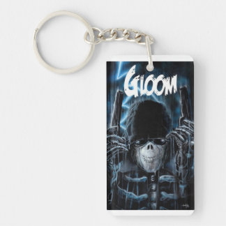 "GLOOM ""Lightning"" Keychain"