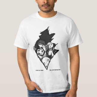 Gloomy and Friends--Tear It Up T-Shirt
