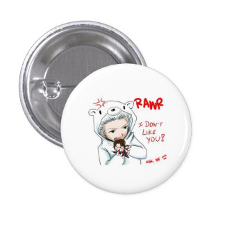 gloomy pinback buttons