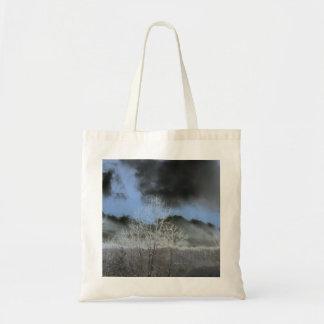 Gloomy Budget Tote Bag