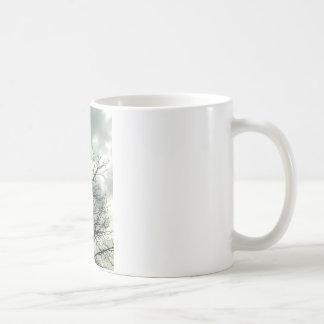 gloomy day basic white mug