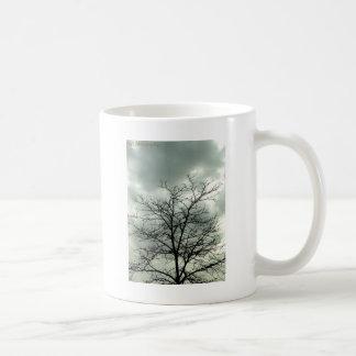 gloomy day coffee mug