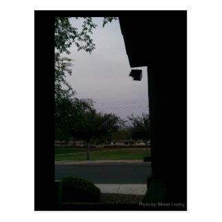 Gloomy Day Postcard