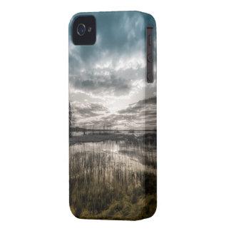 Gloomy lake case iPhone 4 Case-Mate cases