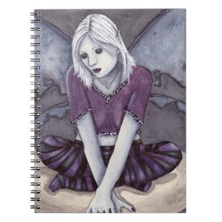 Gloomy Petra Notebook