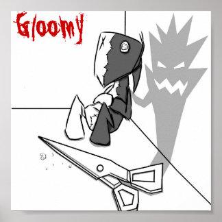 Gloomy Poster