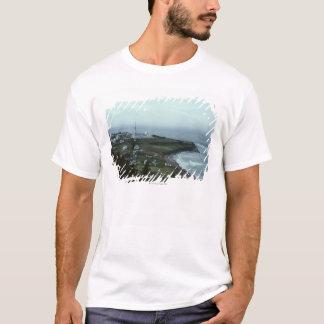 Gloomy seaside village T-Shirt