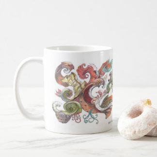 Gloria Doodle Mug