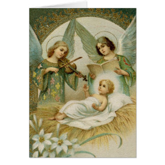 Gloria in excelsis Deo Card