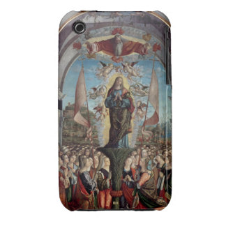 Glorification of St. Ursula and her Companions Case-Mate iPhone 3 Cases