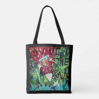Glorious bright and joyful tote bag