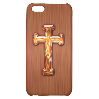 Glorious Cross Cover For iPhone 5C