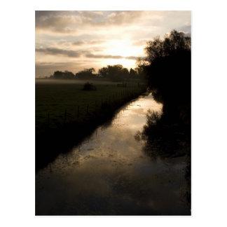 Glorious Light Post Card