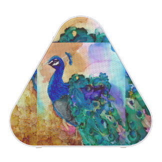 Glorious Peacock Alcohol Ink