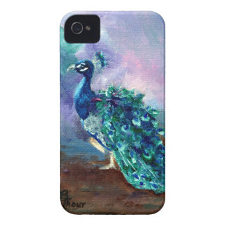 Glorious Peacock II Case-Mate iPhone 4 Cases