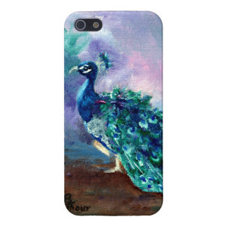 Glorious Peacock II Cases For iPhone 5