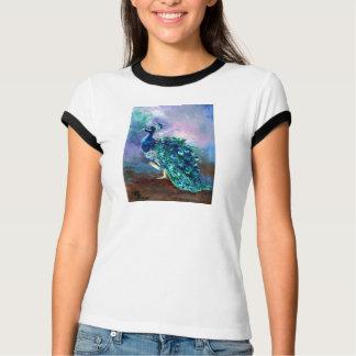 Glorious Peacock II T Shirts