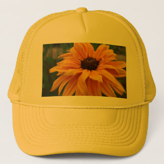 Glorious Yellow Daisy Hat