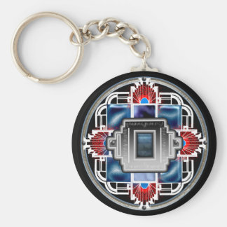 glory deco 2 key ring