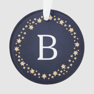 Glory Monogram Ornament