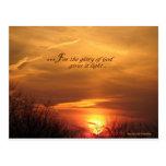 Glory of God Post Card