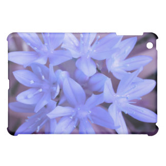 Glory Of The Snow Blue  iPad Mini Cover