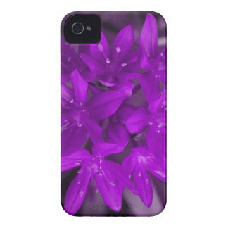 Glory of the Snow Purple Blackberry Bold Case-Mate iPhone 4 Case