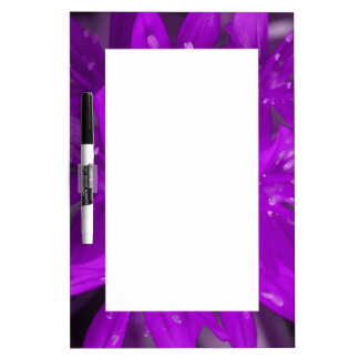 Glory of the Snow Purple Memo Board