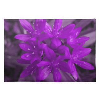 Glory of the Snow Purple Placemat
