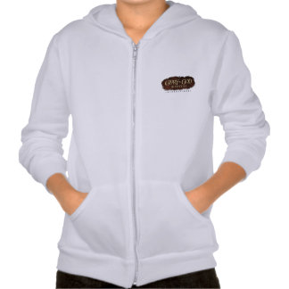 Glory To God Boy's Fleece Zip Hoodie