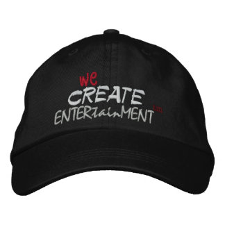 """Glory VisionWorks """"Wee"""" Hat - red Embroidered Baseball Caps"""